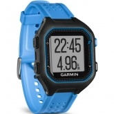 GARMIN FORERUNNER 25 MEN BLACK BLUE HRM