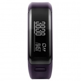 GARMIN VIVOSMART HR PURPLE REGULAR