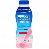 MULTIPOWER PROTEIN SHAKE STRAWBERRY 55G