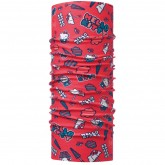 BUFF HELLO KITTY ORIGINAL CHILD UM BRELLA CORAL RED
