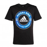 ADIDAS LEISURE ALL DAY TEE MMA