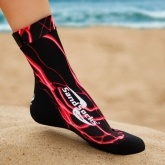 VINCERE RED LIGHTNING SAND SOCKS