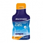 MULTIPOWER ACTIVE MULTI CARBO GEL