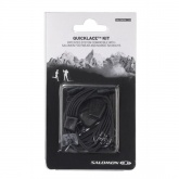 SALOMON QUICKLACE KIT BLACK