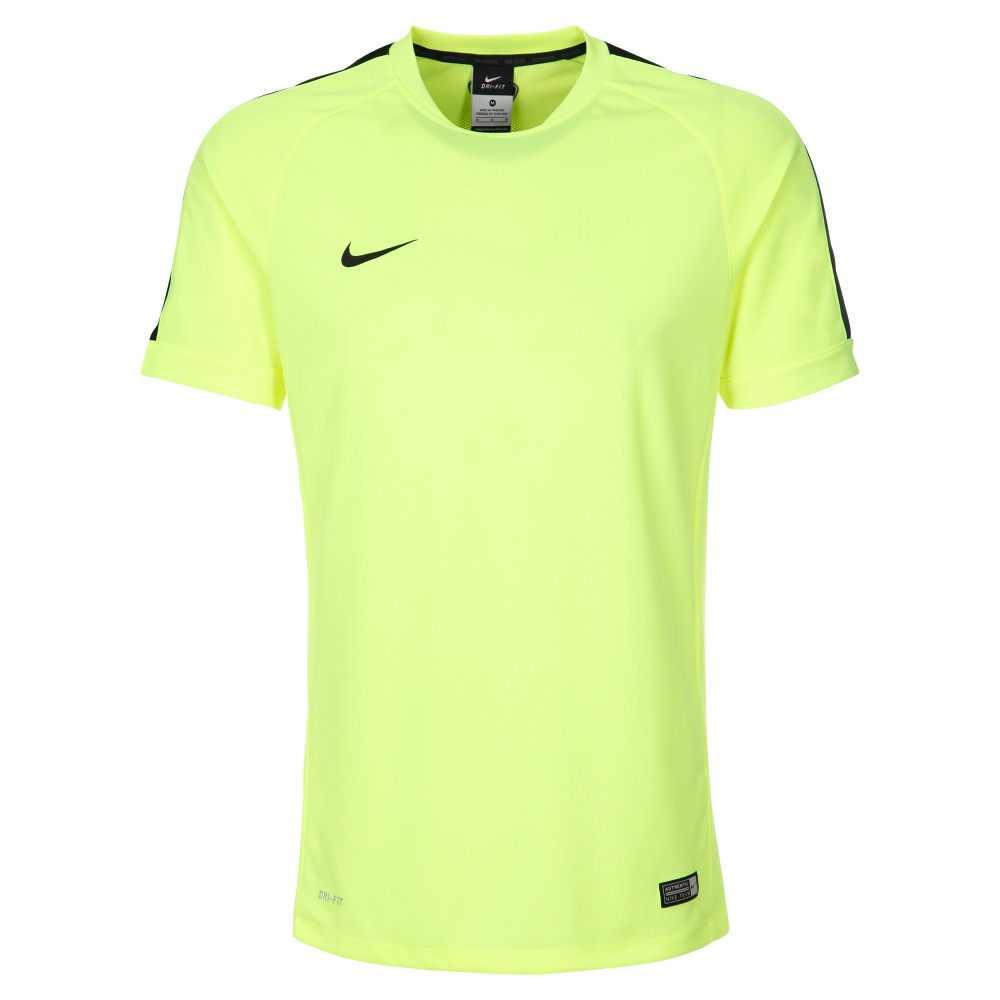 NIKE SQUAD15 FLASH SS TRNG TOP