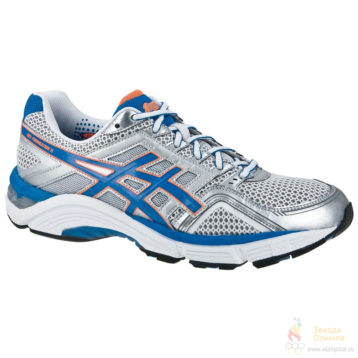 asics gel foundation 14