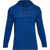 UNDER ARMOUR SC30 LS HOODED TEE