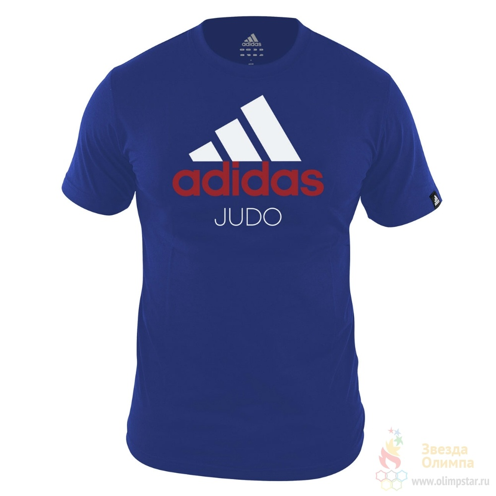ADIDAS COMMUNITY T-SHIRT JUDO KIDS