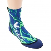 VINCERE GREEN LIGHTNING SAND SOCKS