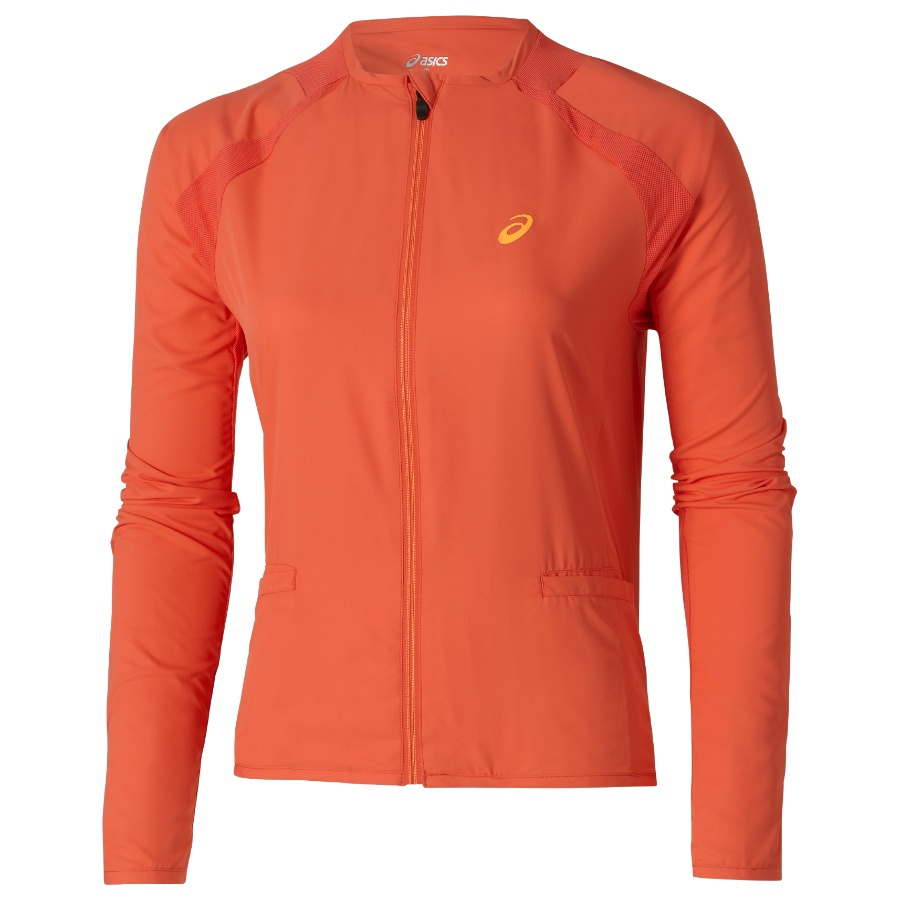 ASICS ATHLETE TRACK JACKET