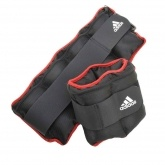 ADIDAS ADJUATABLE ANKLE/WRIST WEIGHTS