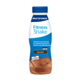 MULTIPOWER FITNESS SHAKE CARB REDUCED