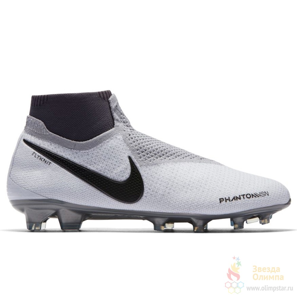 Купить бутсы NIKE PHANTOM VSN ELITE DF FG (AO3262-060) в интернет ... 1535df03da1e1