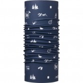 BUFF UV PROTECTION CAMPFIRE DARK NAVY