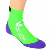 VINCERE LIME GREEN SAND SOCKS