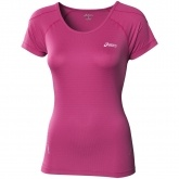 ASICS SHORT-SLEEVE RUNNING TOP