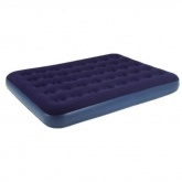 RELAX FLOCKED AIR BED KING JL020256-5N