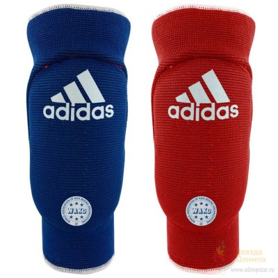 ADIDAS WAKO ELASTICATED ELBOW GUARD REVERSIBLE